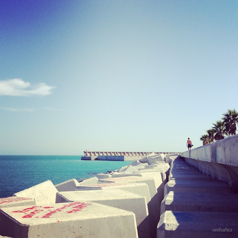 Soul Searching in Málaga by omhafez