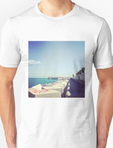 Soul Searching in Málaga Unisex T-Shirt