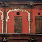 Window to a  Heritage by Shubd