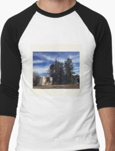 build & destroy Men's Baseball ¾ T-Shirt