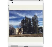 build & destroy iPad Case/Skin