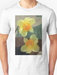 Bi Colour Daffodils T-Shirt