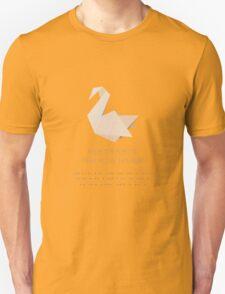 Prison Break Origami Unisex T-Shirt