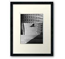 Urban Solitude Framed Print
