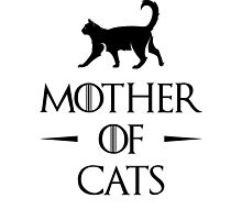 Mother of Cats by Affanita