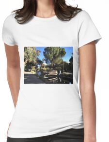UC Davis Arboretum Womens Fitted T-Shirt