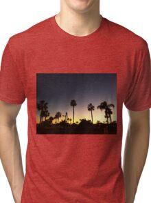 OC Sunsets Tri-blend T-Shirt