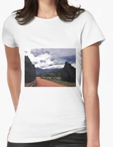 Garden of the Gods, Pt. 1 Womens Fitted T-Shirt