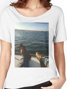 Boating Women's Relaxed Fit T-Shirt