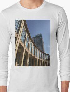 Downtown Sacramento Long Sleeve T-Shirt