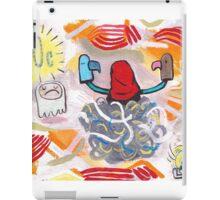 10 CENT GHOST iPad Case/Skin