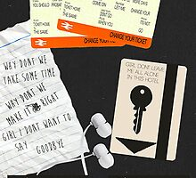 One Direction - Change Your Ticket by theooolytoooly