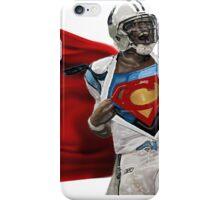 Cam Newton Carolina Panthers iPhone Case/Skin