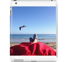 Beach Bummin iPad Case/Skin