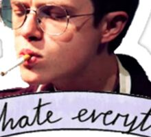Dane DeHaan - I hate everything Sticker