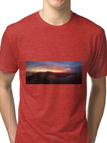 Sunsets in Rio, Pt. 3 Tri-blend T-Shirt