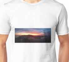Sunsets in Rio, Pt. 3 Unisex T-Shirt