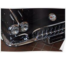 Corvette: 1958 Poster