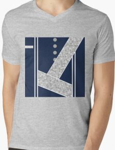 Bluecoats 2015 Mens V-Neck T-Shirt