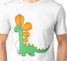 Prehistoric Tunes Unisex T-Shirt