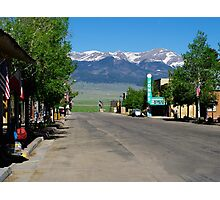 Downtown Westclife, Colorado Photographic Print