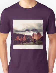 Garden of the Gods, Denver Unisex T-Shirt
