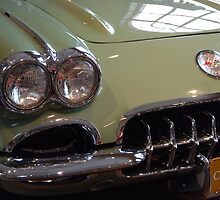 Corvette: 1960 by John Schneider