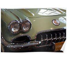 Corvette: 1960 Poster