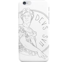 I am a god iPhone Case/Skin