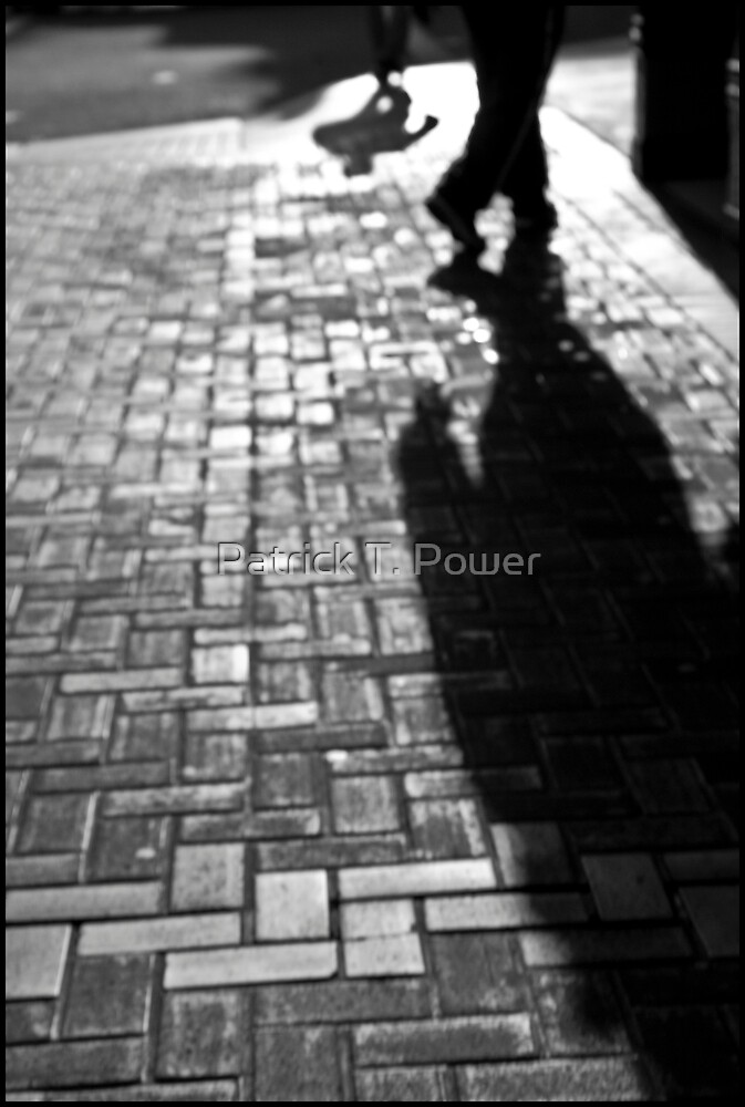 Market Street by Patrick T. Power
