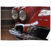 Corvette: 1962 Poster