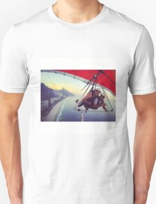 I'd Rather Be...Flying over Rio Unisex T-Shirt