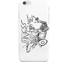 Nux car from Mad Max Fury Road iPhone Case/Skin