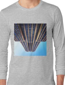 My view of the Empire State Building Long Sleeve T-Shirt