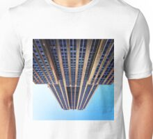 My view of the Empire State Building Unisex T-Shirt
