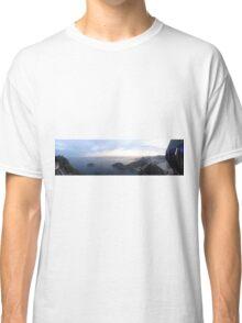 Rio in Pano View Classic T-Shirt