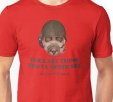 NCR Ranger: The Last Thing You'll Never See Unisex T-Shirt