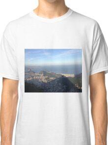 Cristo's view of Rio Classic T-Shirt