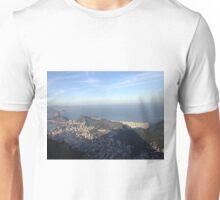 Cristo's view of Rio Unisex T-Shirt