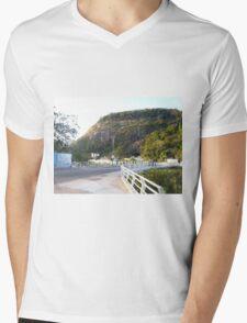Barra da Tijuca, Rio Mens V-Neck T-Shirt