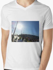 Fortaleza Futbol Mens V-Neck T-Shirt
