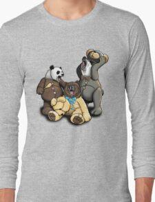 The Three Angry Bears Long Sleeve T-Shirt