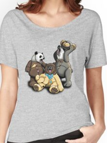 The Three Angry Bears Women's Relaxed Fit T-Shirt