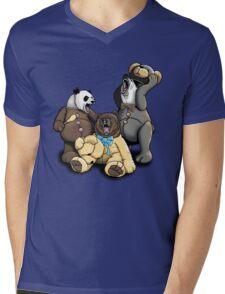 The Three Angry Bears Mens V-Neck T-Shirt