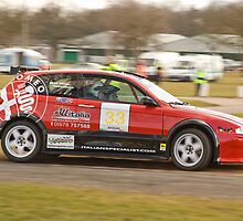 Alfa Romeo 147 1.9 JTD by Willie Jackson