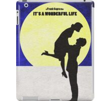 It's a Wonderful Life iPad Case/Skin