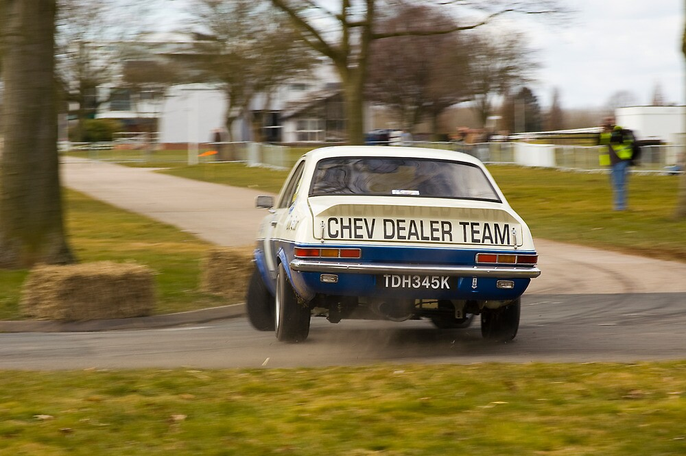 Chevrolet Firenza by Willie Jackson