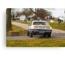 Chevrolet Firenza Canvas Print