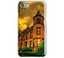 Castles of Brookline, Ma  - I iPhone Case/Skin