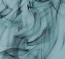Smoldering Smoke Muted Pastel 004 by Ray Morgis